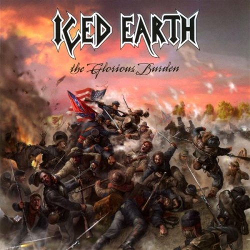 Iced Earth - The Glorious Burden album cover