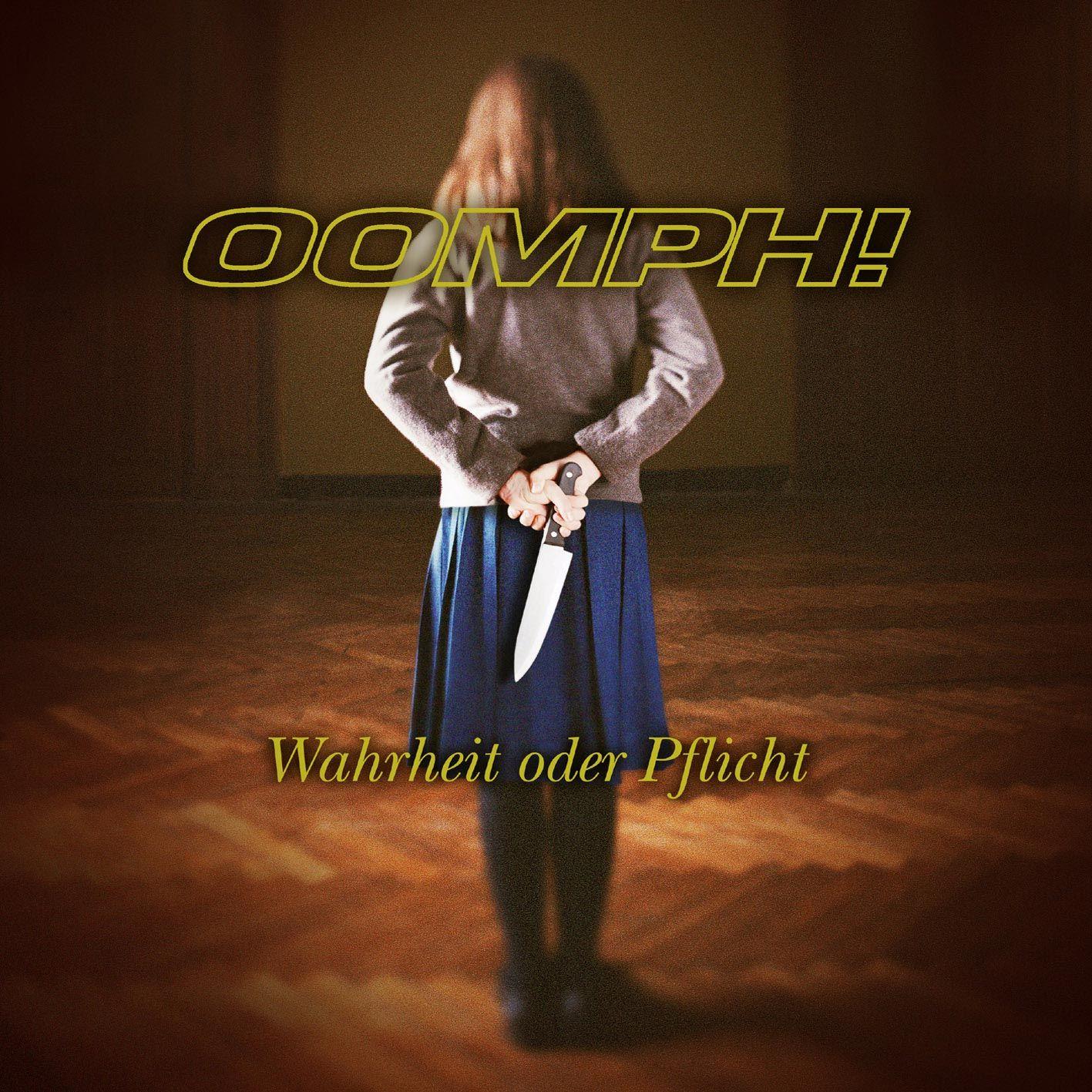 Oomph! - Wahrheit Oder Pflicht album cover