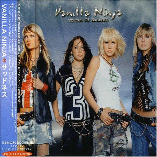 Vanilla Ninja - Traces Of Sadness album cover