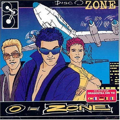 O-zone - Disco-zone album cover