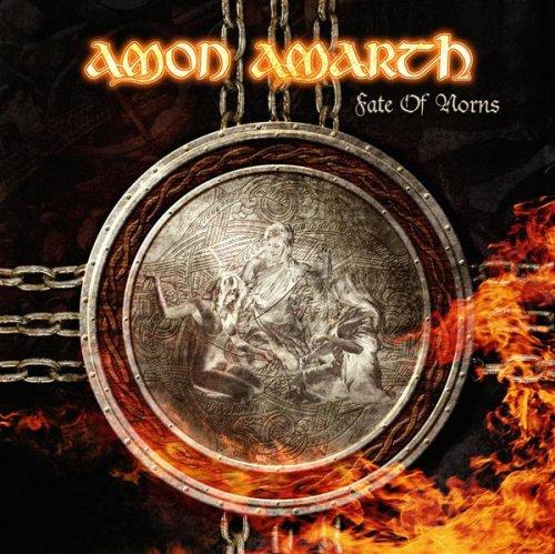 Amon Amarth - Fate Of Norns album cover