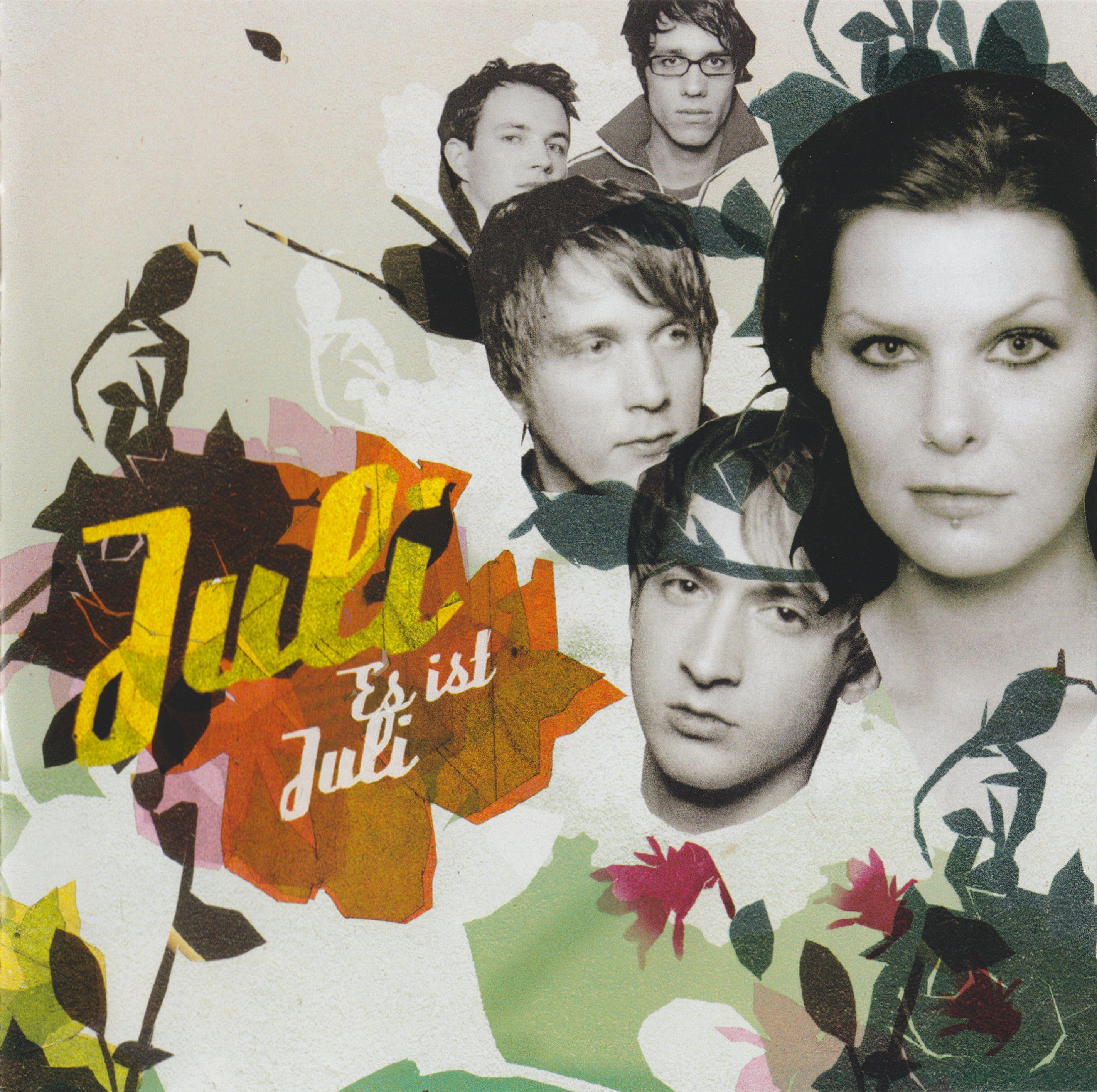 Juli - Es Ist Juli album cover