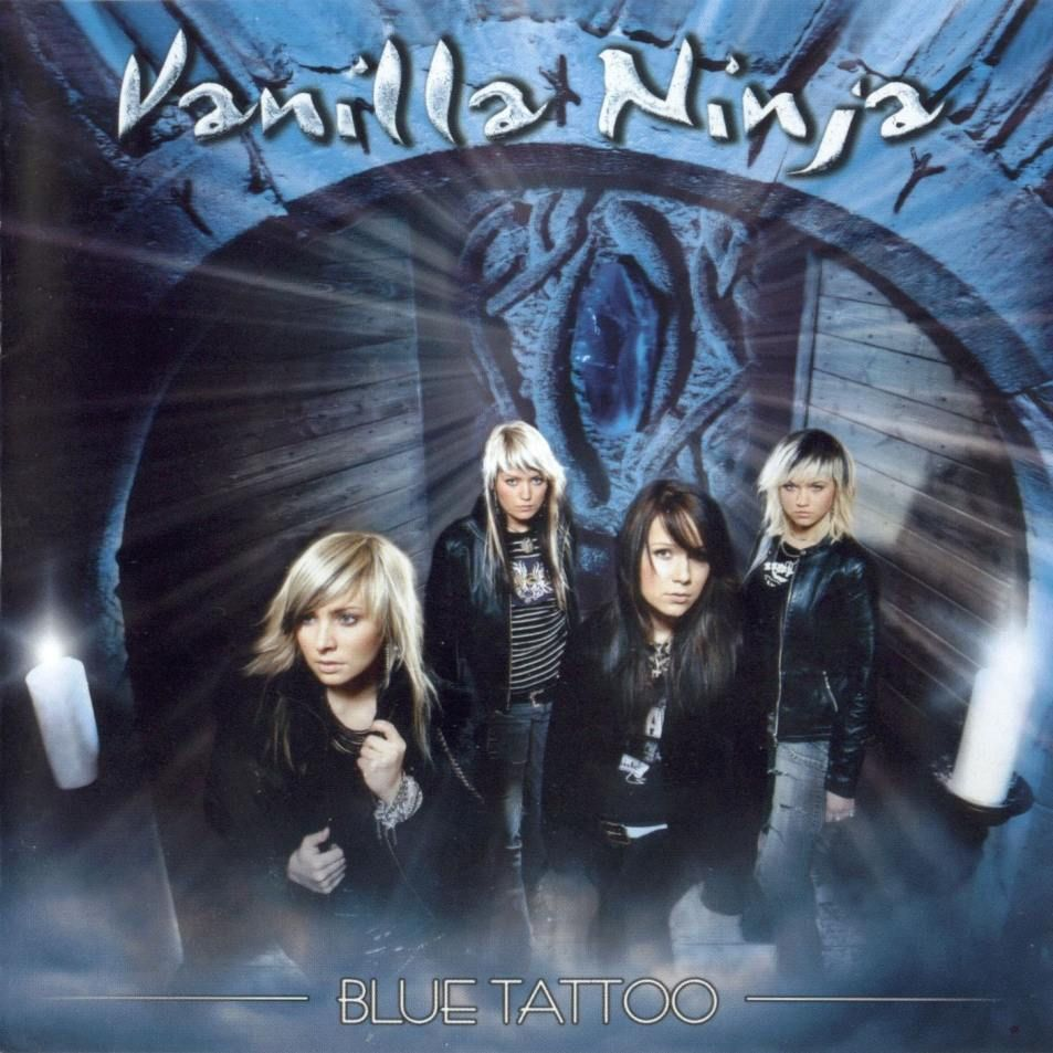 Vanilla Ninja - Blue Tattoo album cover
