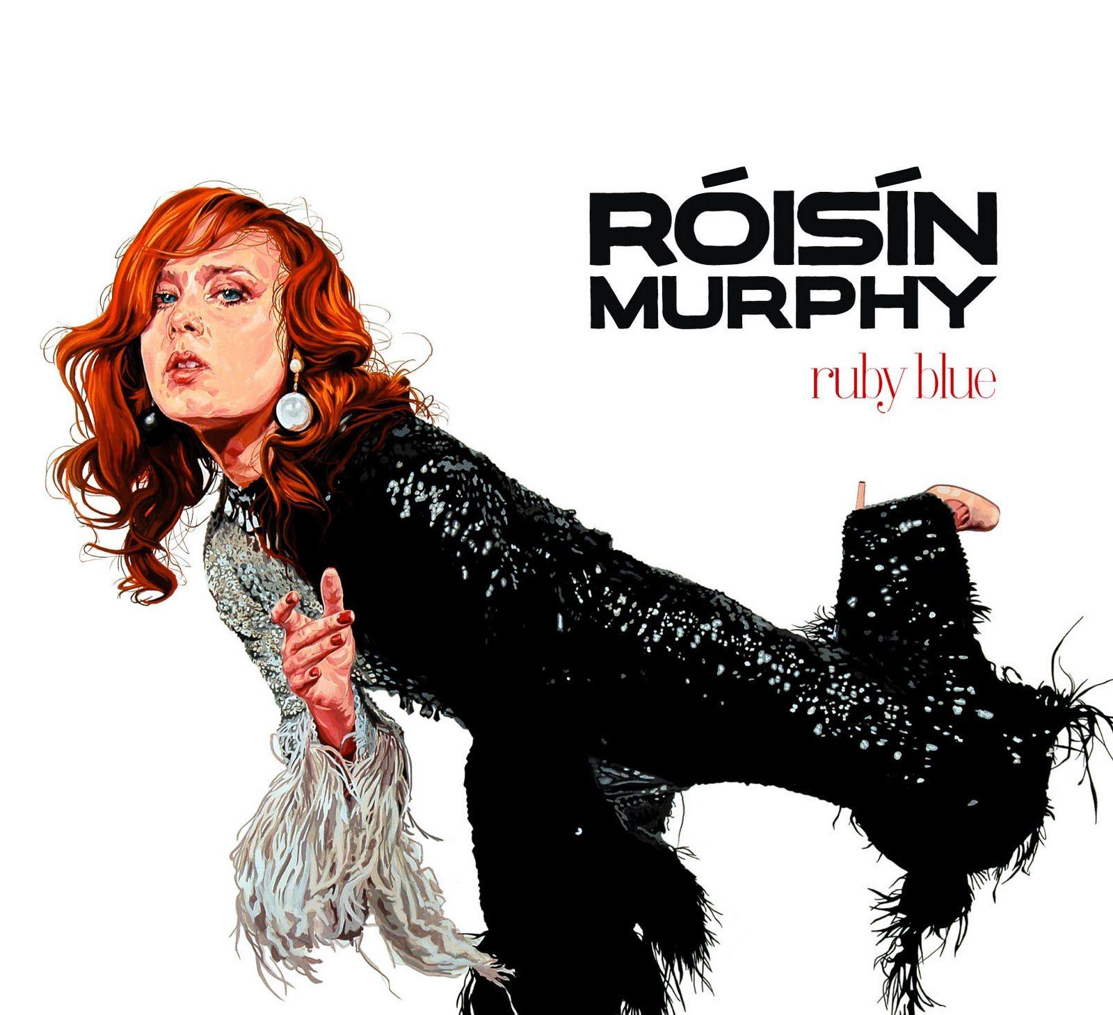 Róisín Murphy - Ruby Blue album cover