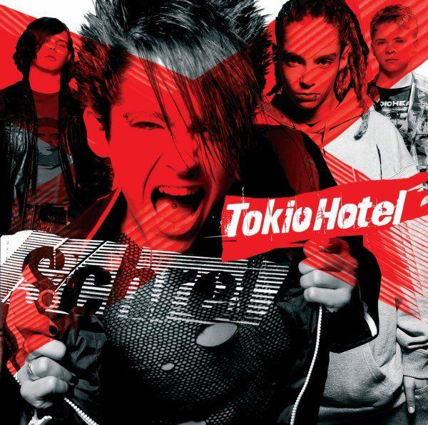 Tokio Hotel - Schrei album cover