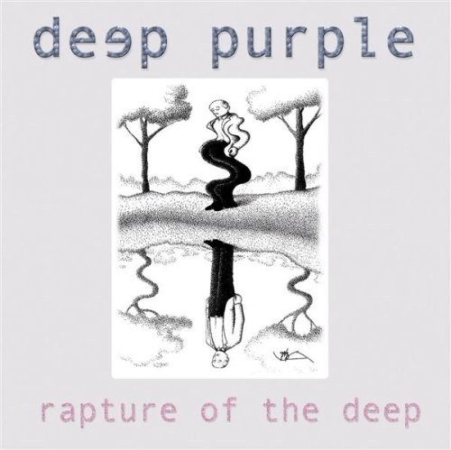 Deep Purple - Rapture Of The Deep album cover