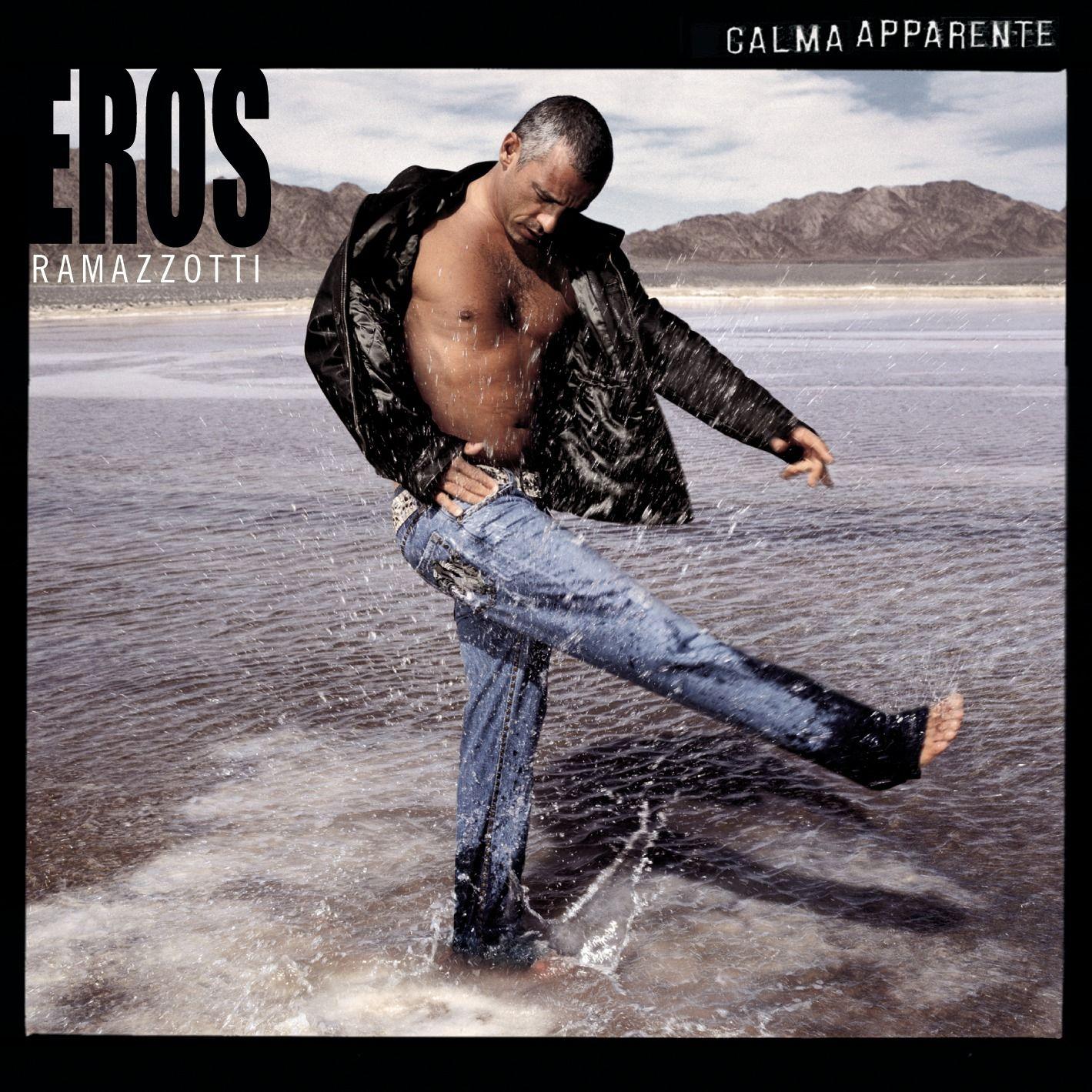 Eros Ramazzotti - Calma Apparente album cover