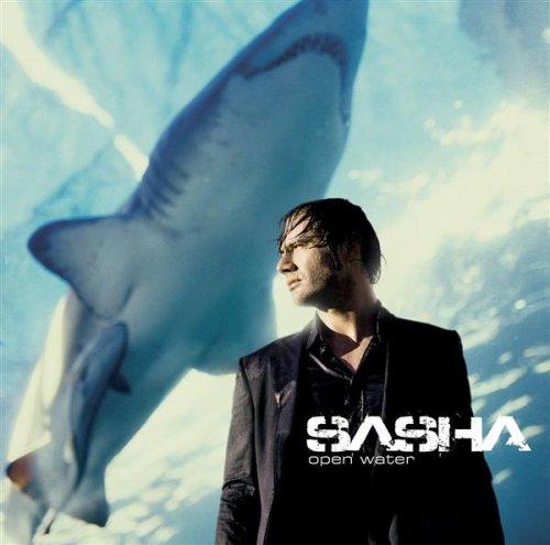 Sasha - Open Water album cover