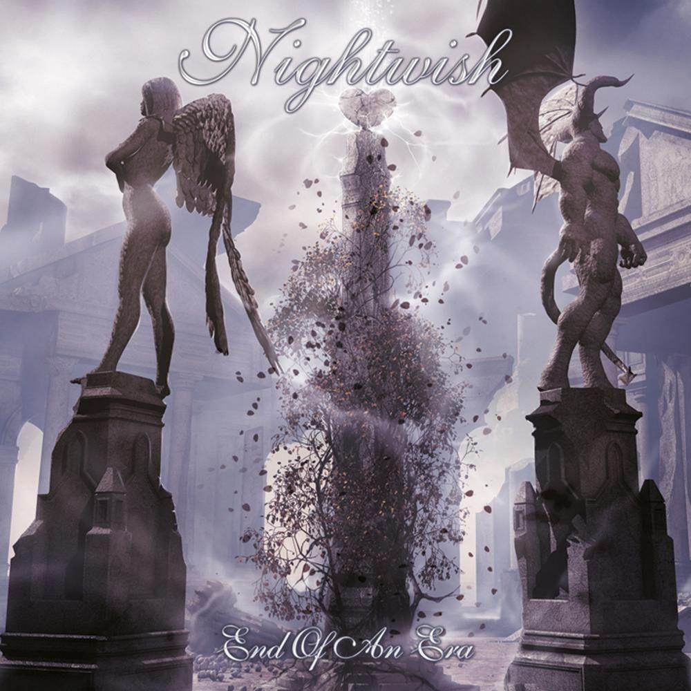 Nightwish - End Of An Era album cover