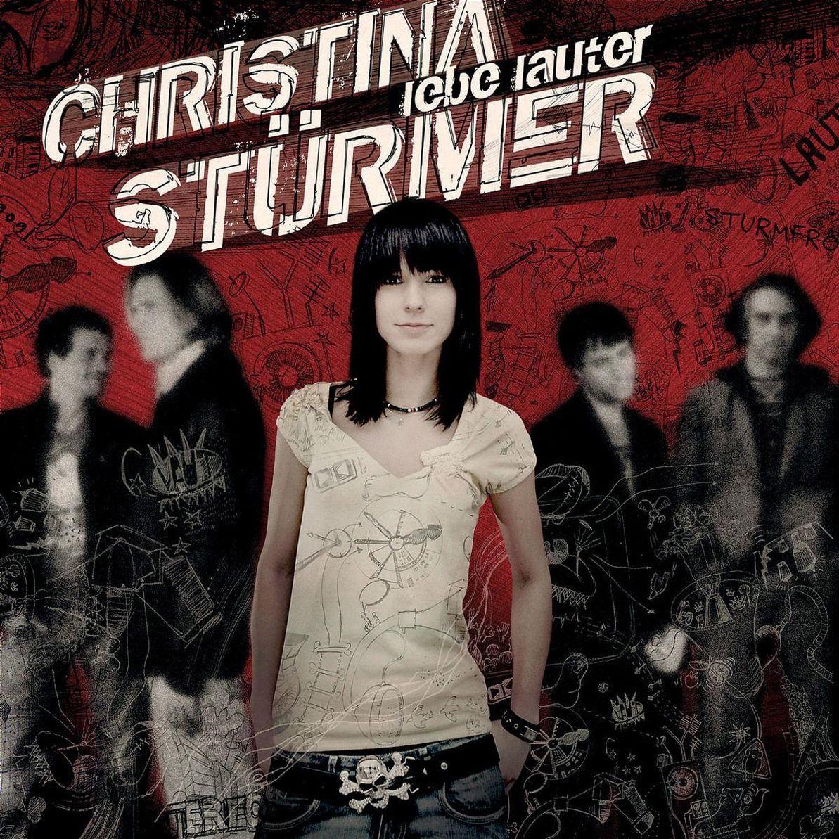 Christina Stürmer - Lebe Lauter album cover