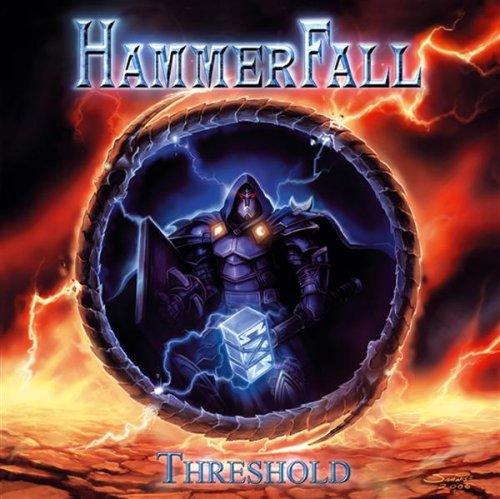 Hammerfall - Threshold album cover