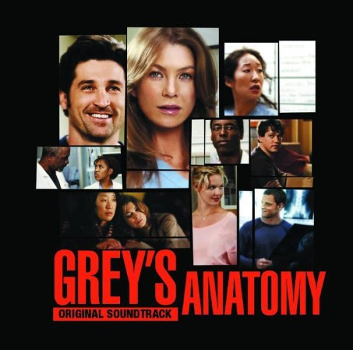 Soundtrack - Grey's Anatomy album cover