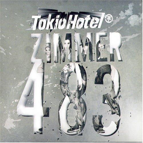 Tokio Hotel - Zimmer 483 album cover