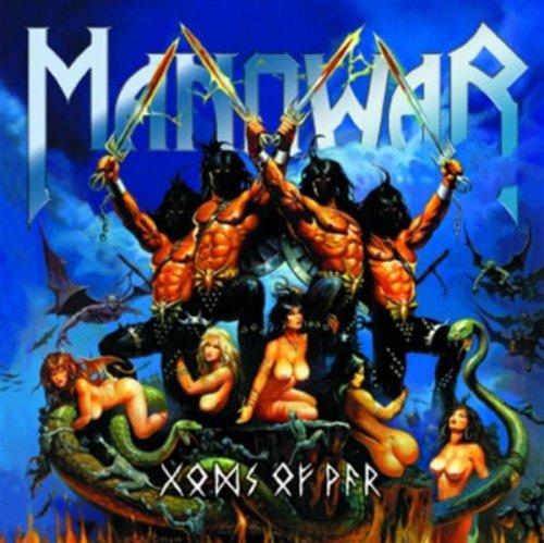 Manowar - Gods Of War album cover