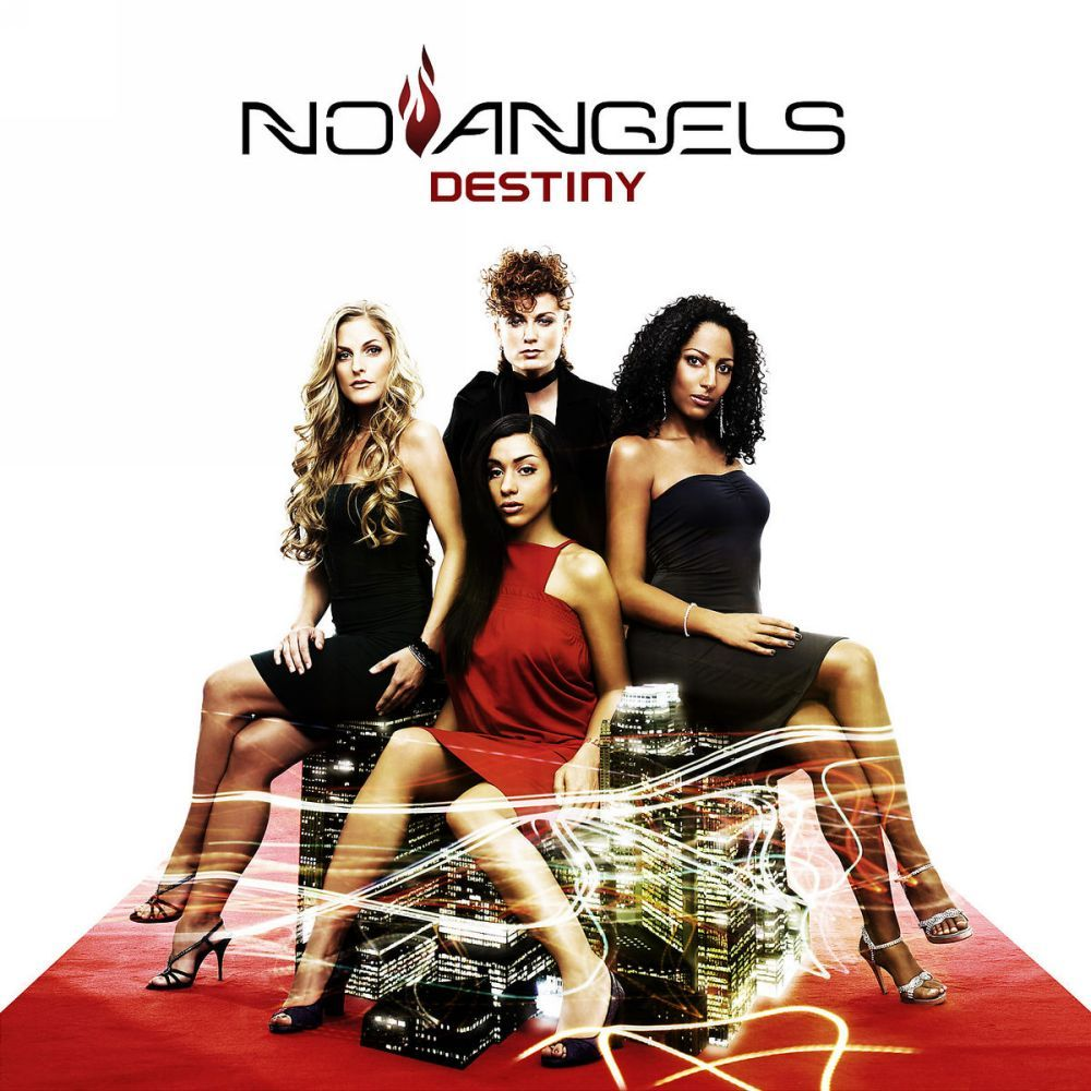 No Angels - Destiny album cover