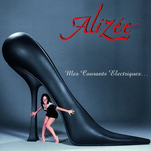 Alizée - Mes Courants Électriques album cover