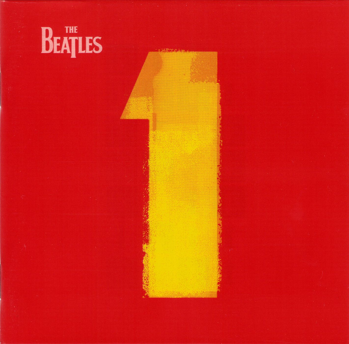 The Beatles - 1 album cover