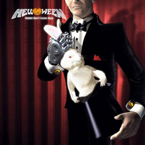 Helloween - Rabbit Don't Come Easy album cover