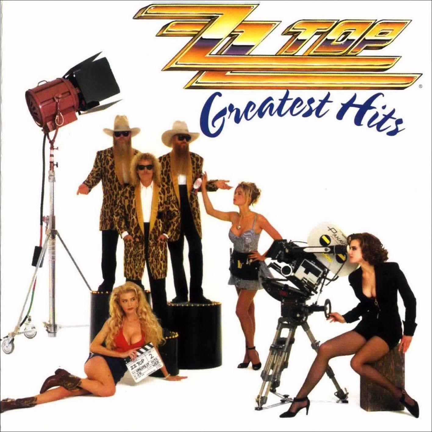 ZZ Top ZZ Tops First Album