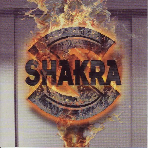 Shakra - Rising album cover