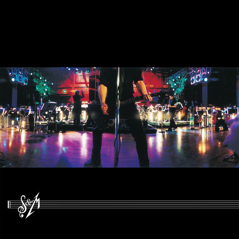 Metallica - S&m (live) album cover