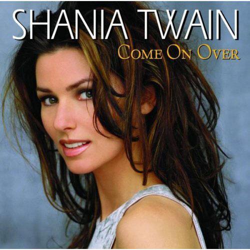 Shania Twain - Come On Over album cover
