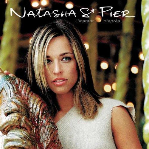 Natasha St-pier - L'instant D'apres album cover