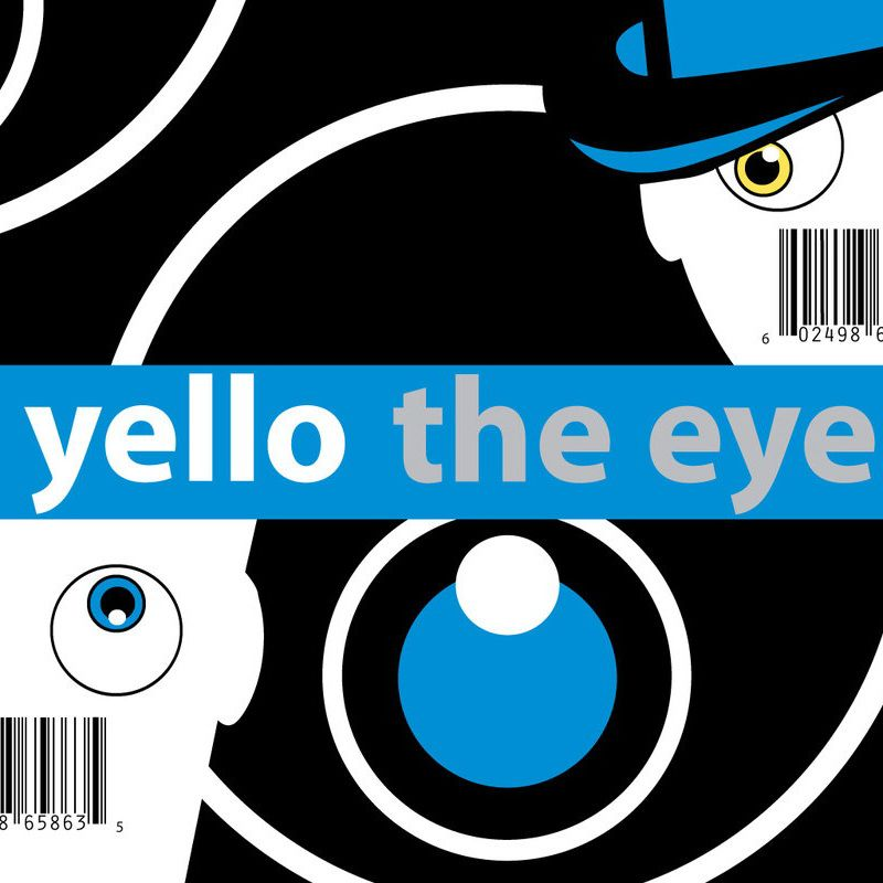 Yello - The Eye album cover