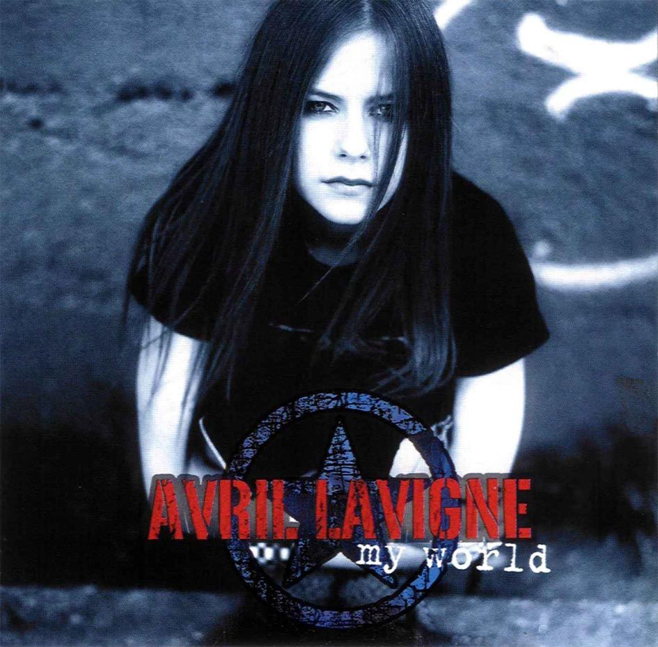 Avril Lavigne - My World album cover