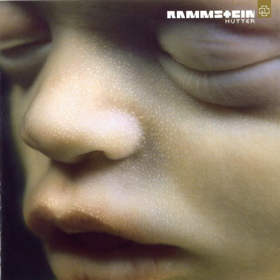 Rammstein - Mutter album cover