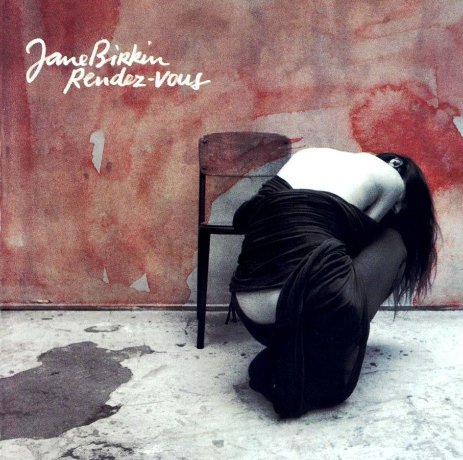 Jane Birkin - Rendez-vous album cover