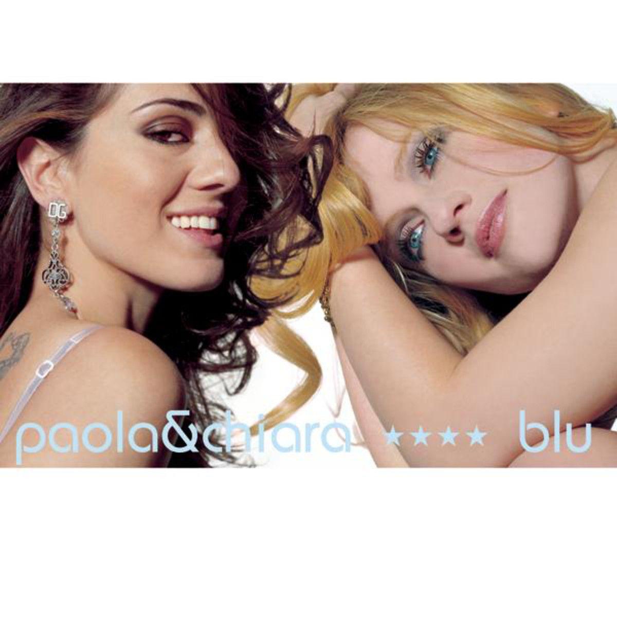 Paola & Chiara - Blu album cover