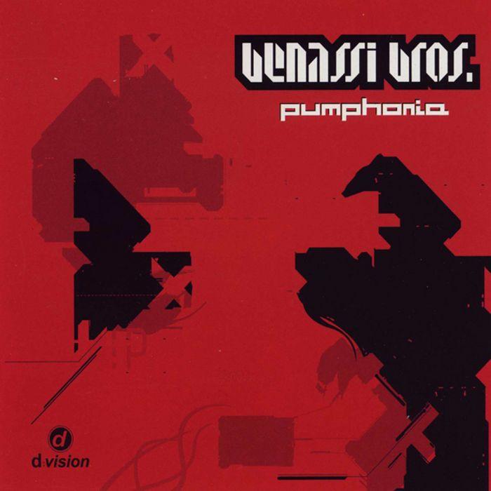 Benassi Bros - Pumphonia album cover