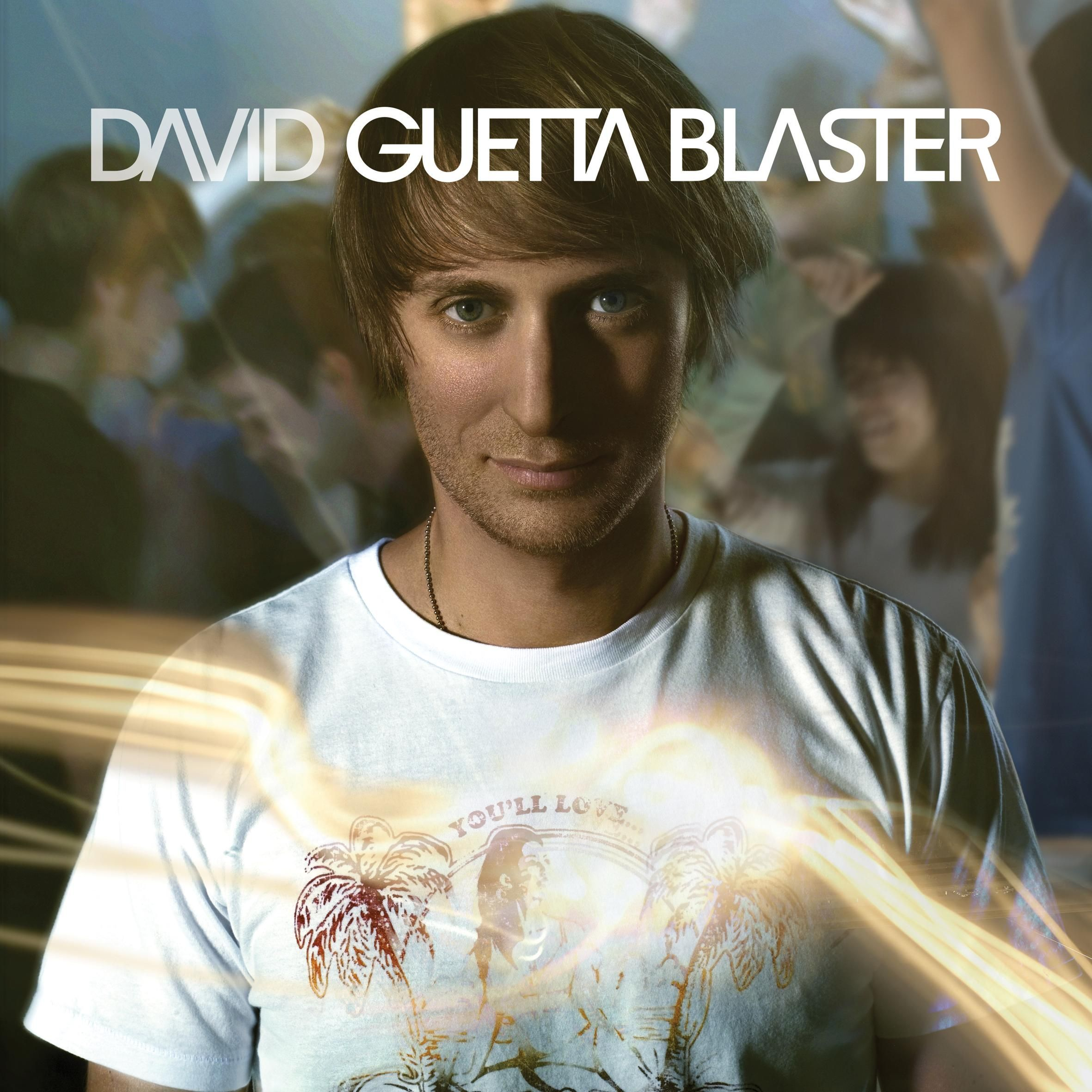 David Guetta - Guetta Blaster album cover