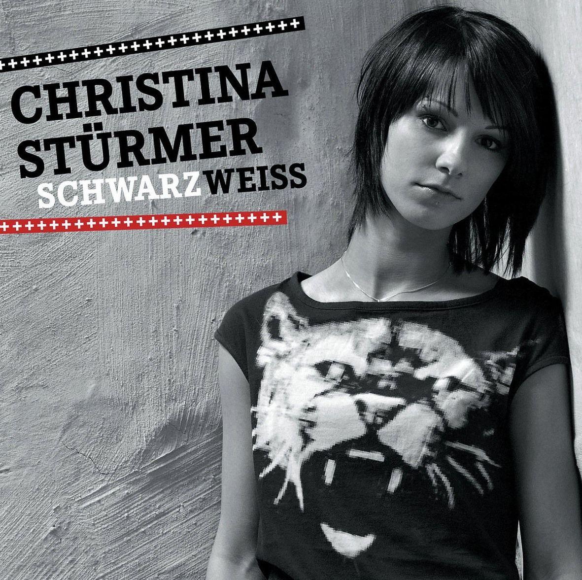 Christina Stürmer - Schwarz Weiss album cover