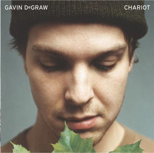 Gavin Degraw - Chariot album cover