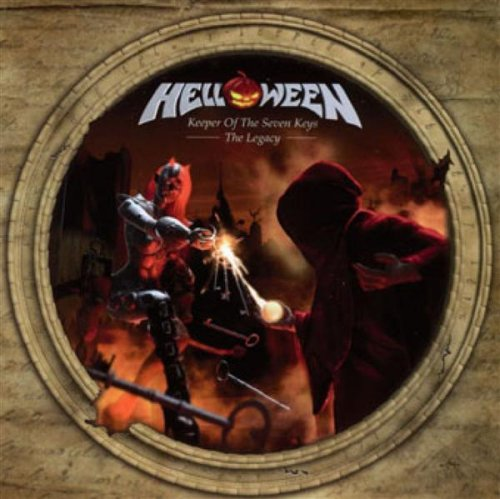 Helloween - Keeper Of The 7 Keys - The Legacy album cover