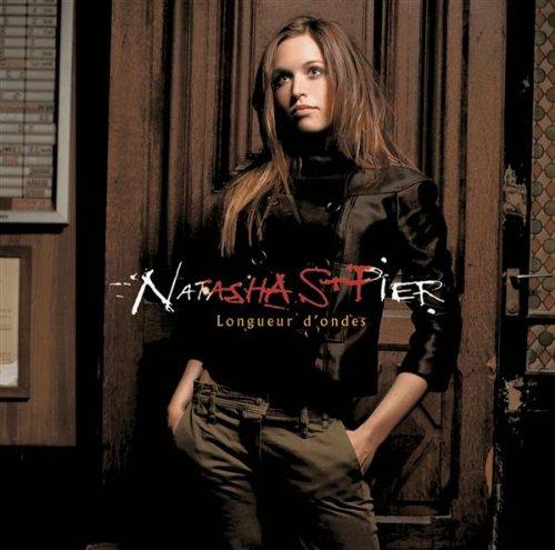 Natasha St-pier - Longeur D'ondes album cover