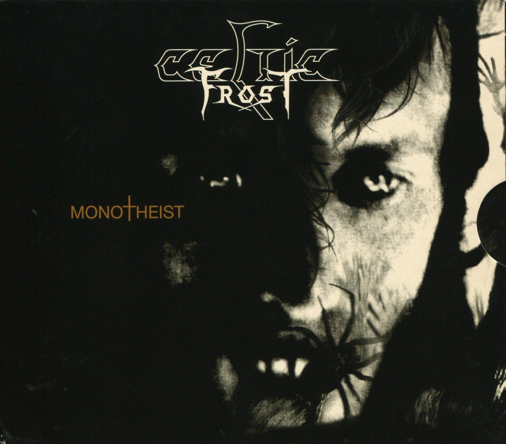 Celtic Frost - Monotheist album cover