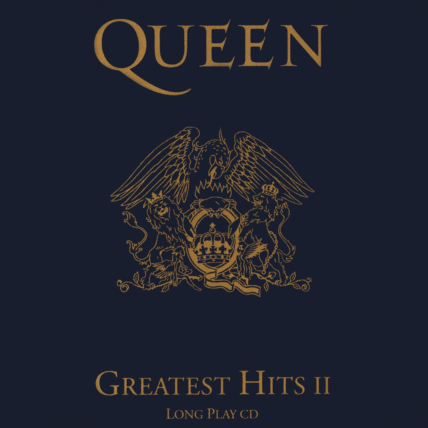 Queen - Greatest Hits II album cover