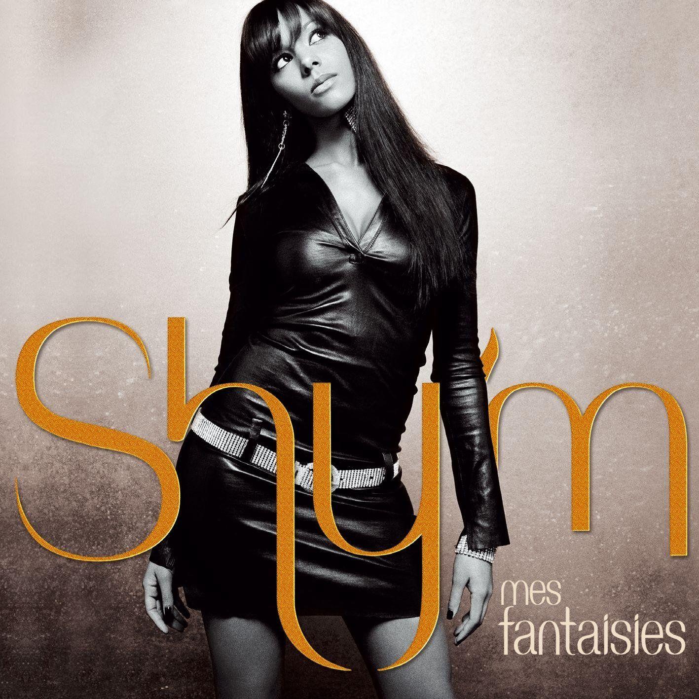 Shy'm - Mes Fantaisies album cover