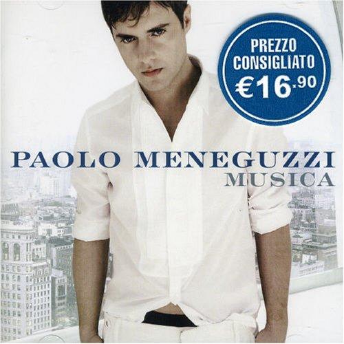 Paolo Meneguzzi - Musica album cover