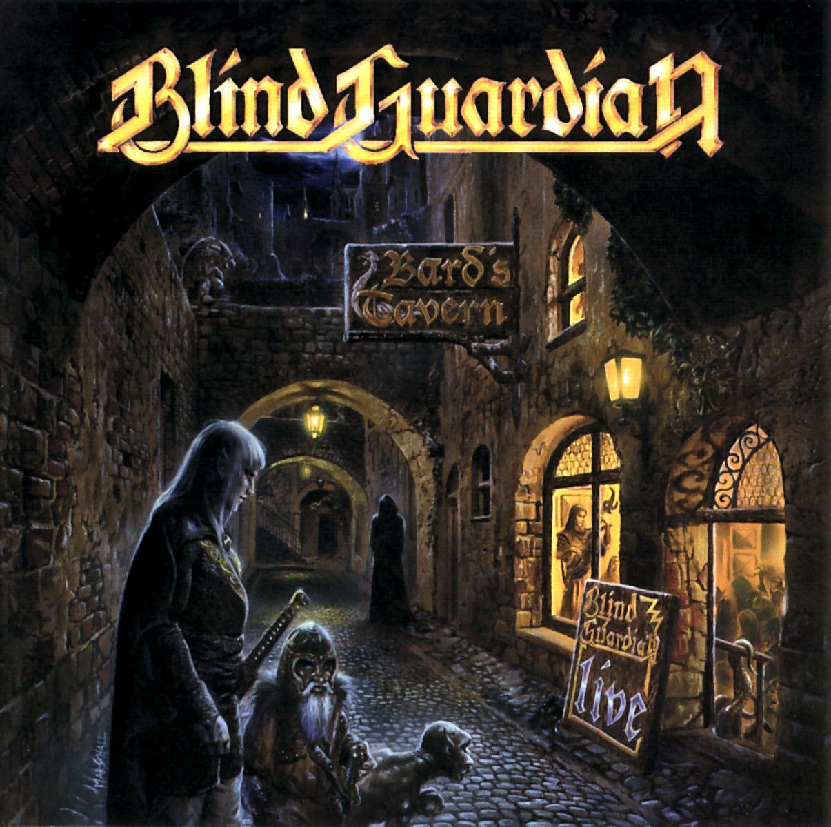 Blind Guardian - Live album cover