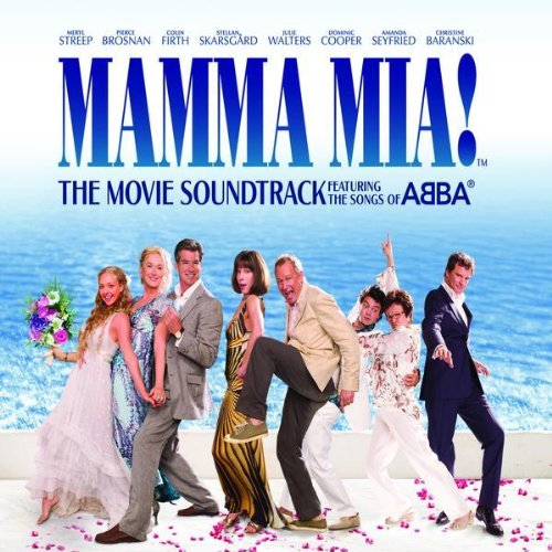 Soundtrack - Mamma Mia! album cover