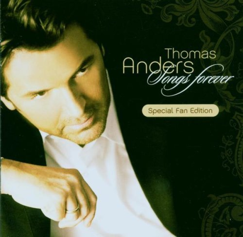 Thomas Anders - Songs Forever album cover