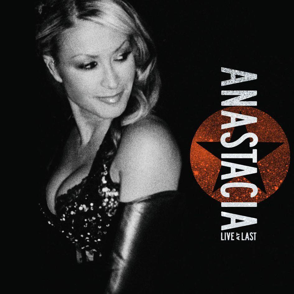 Anastacia - Live At Last album cover