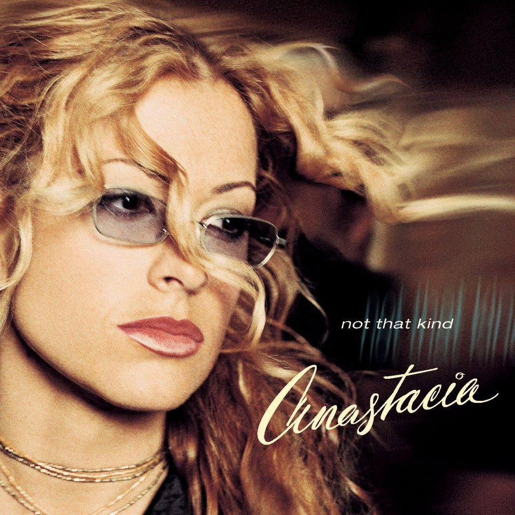 Anastacia - Not That Kind album cover