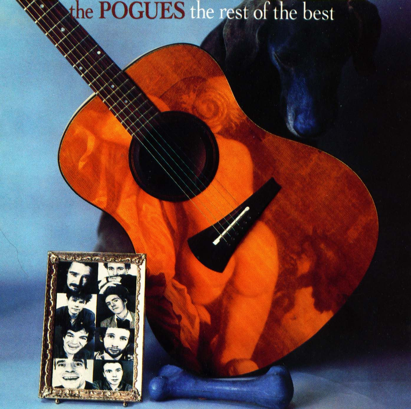 The Pogues - The Very Best Of album cover