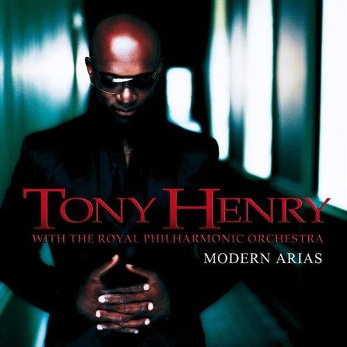 Tony Henry - Modern Arias album cover