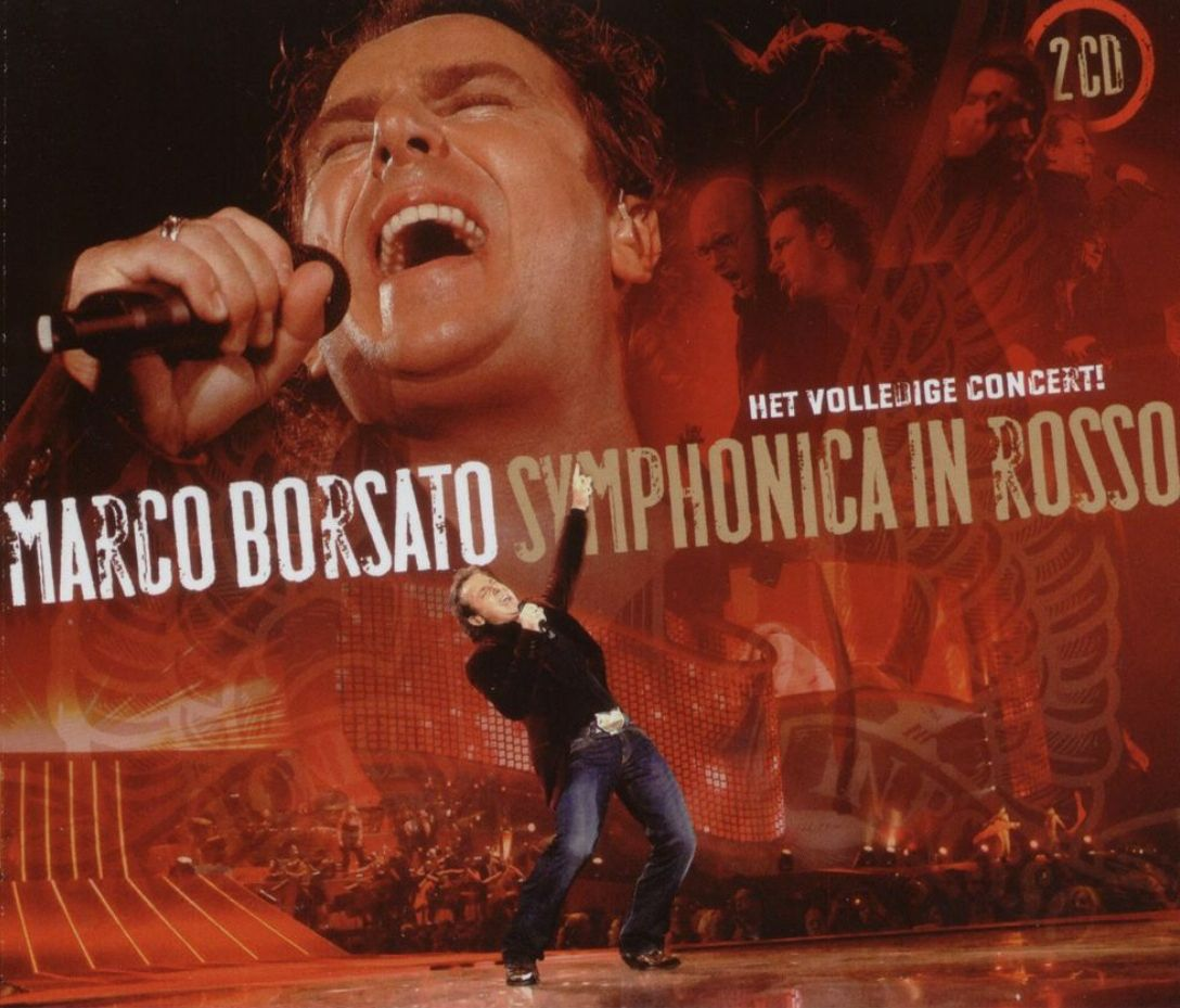 Symphonica In Rosso by Marco Borsato - Music Charts